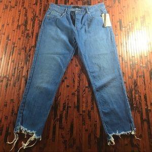 Zara Trafaluc Cigarette Fit Jeans Size 6